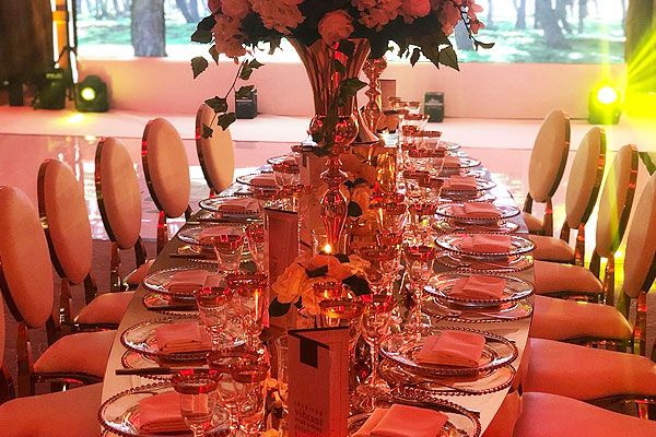 Stunning Table Settings The RAAJ