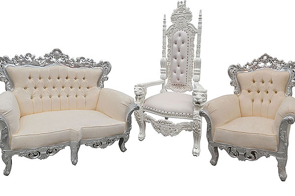 Asian Wedding Furniture Hire Options
