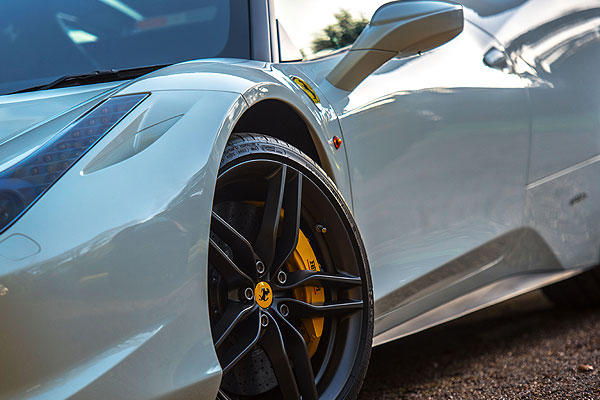 Wedding Supercar Hire