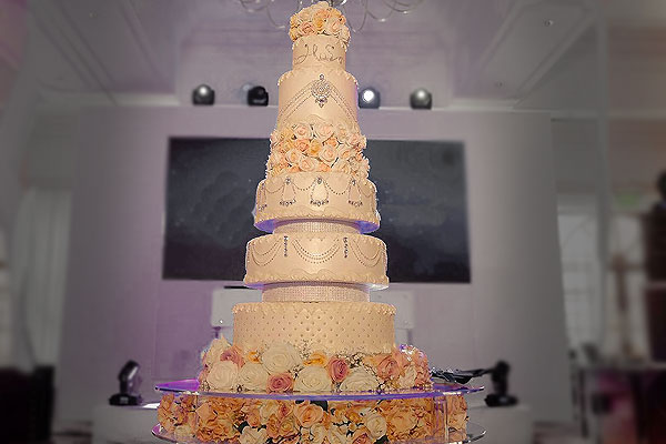 Asian Wedding Cake Designers