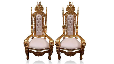 Asian Wedding Throne Hire