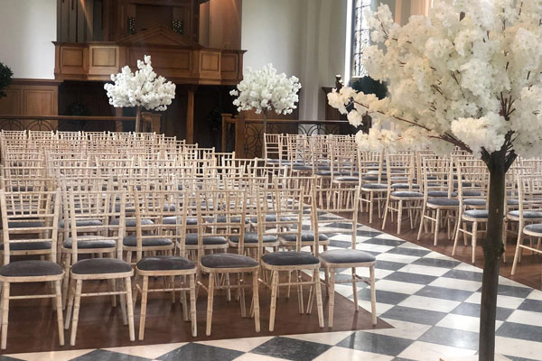 Decor & Furniture Hire Your Wedding Ceremony