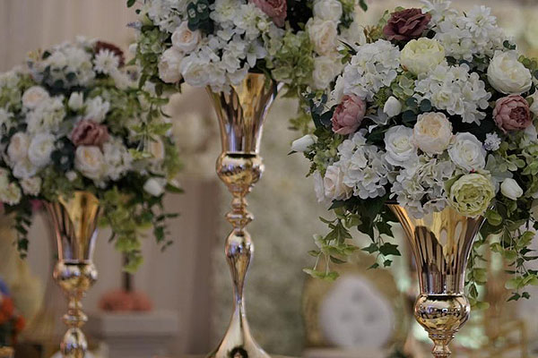 Luxury Floral Wedding Decor