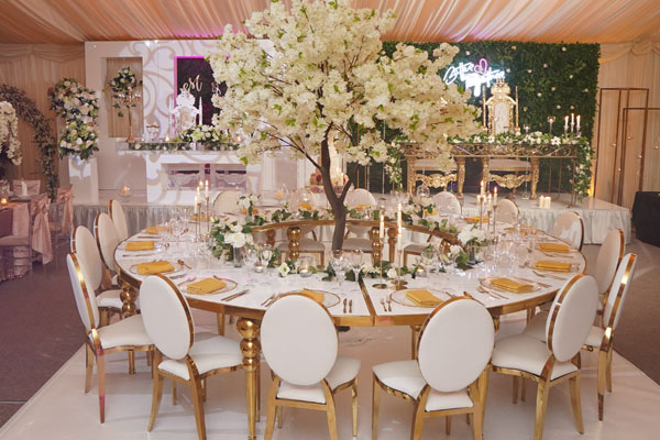 Luxurious Wedding Decor Hire