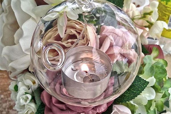 Luxury Silk Wedding Flowers Look Spectacular