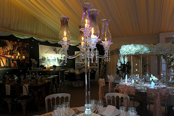 Wedding Candelabra Rental