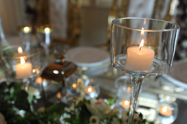 Wedding Top Table Decor Hire