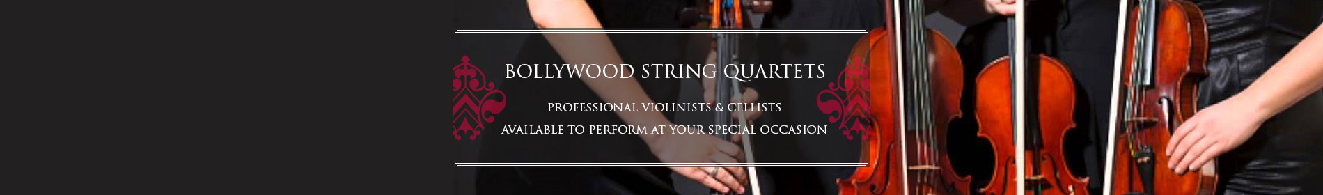 Bollywood String Quartets