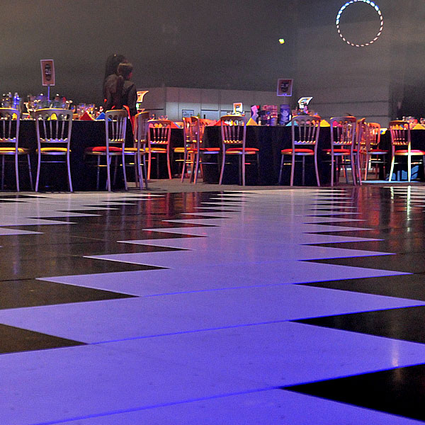 Chequered Dance Floors