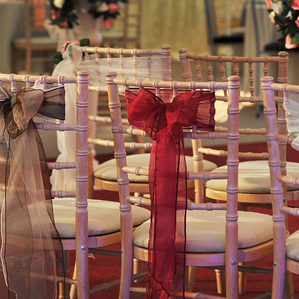 Chiavari Chairs Hire