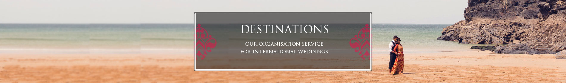 Asian Wedding Destinations