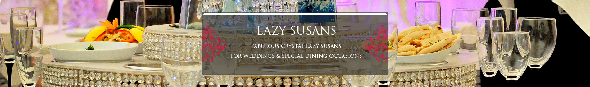 Lazy Susan Hire