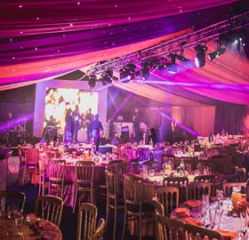 Wedding marquee hire birmingham