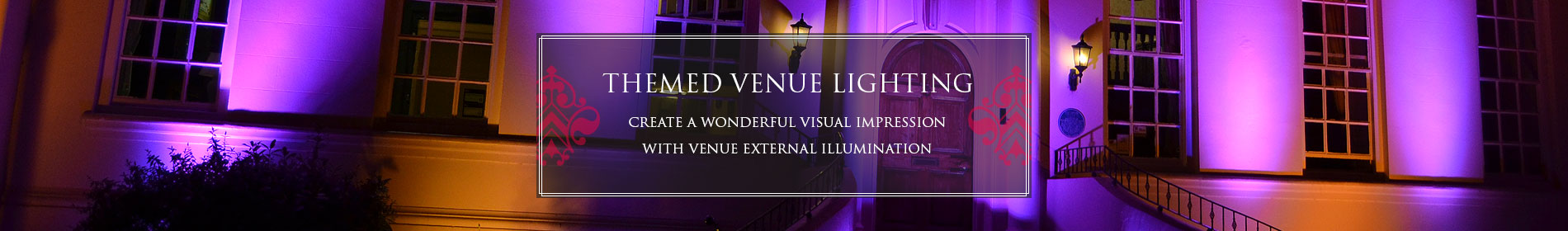 Themed Venue Lighting