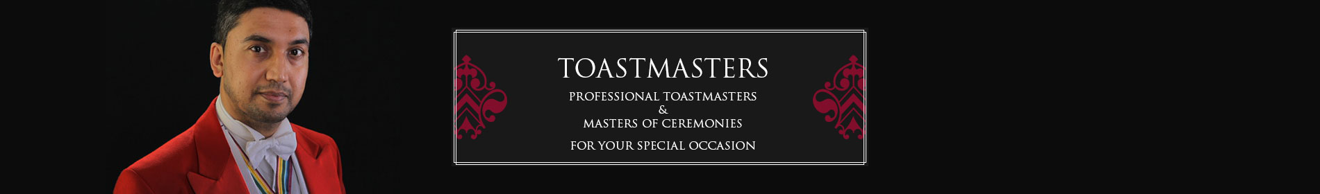 Asian Wedding Toastmasters