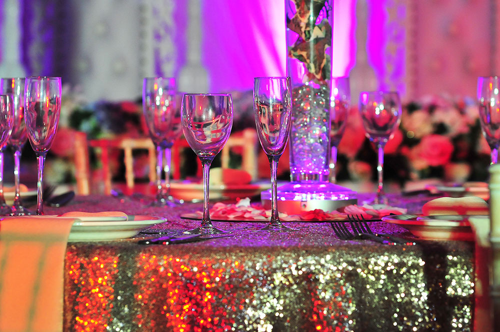 Asian Wedding Linen Hire The RAAJ