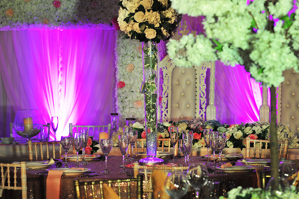 Asian Wedding Backdrop Hire