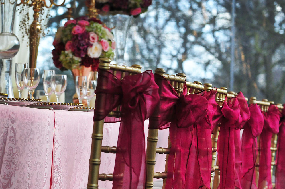 Asian Wedding Chair Rental
