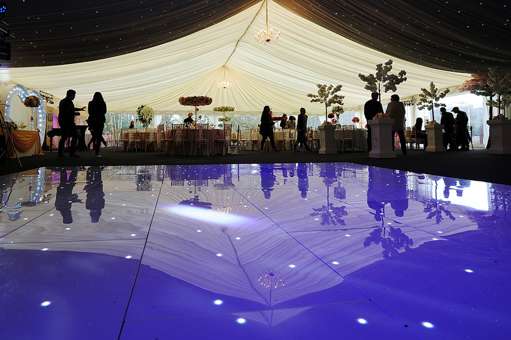 Asian Wedding DanceFloor Rental