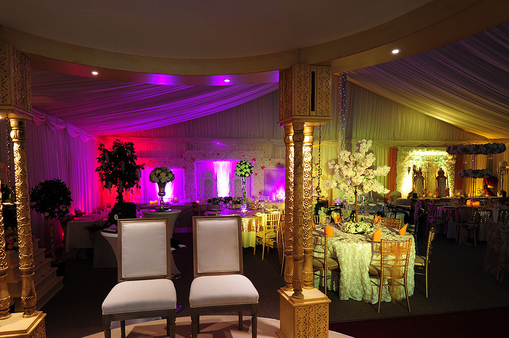 Asian Wedding Showroom 1