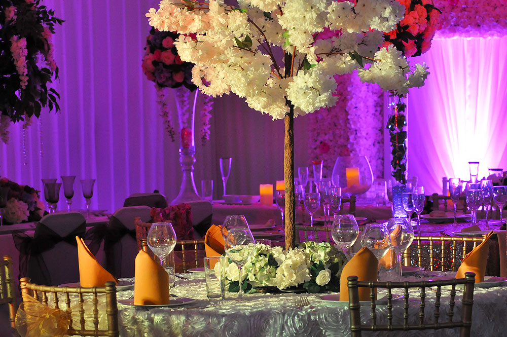 Asian Wedding Table Hire
