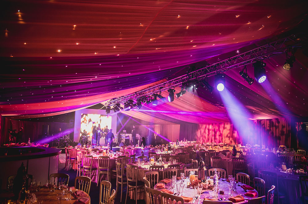 Asian Wedding Lighting Company