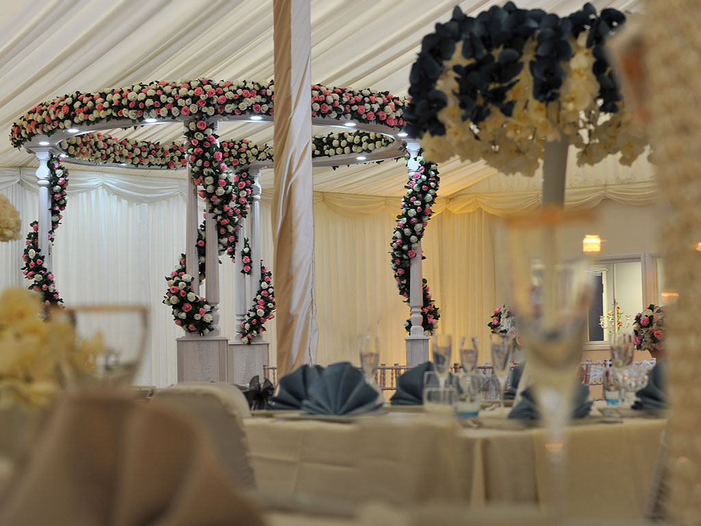 Asian Wedding Mandap Hire The RAAJ