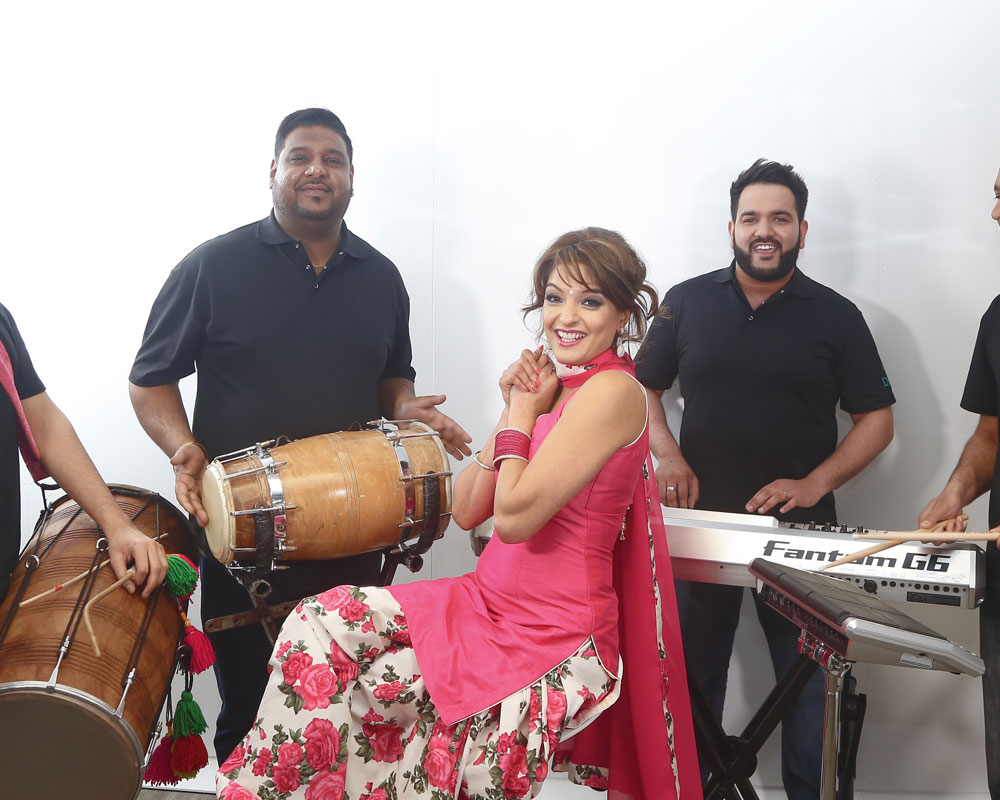 Asian Wedding Sangeet Artists The RAAJ