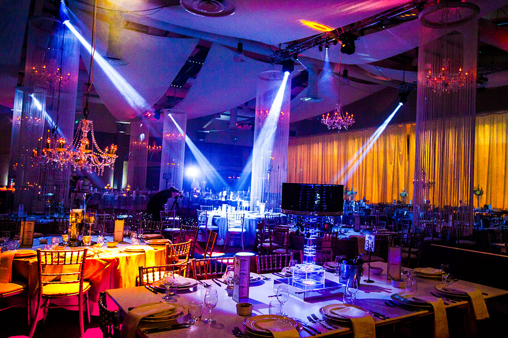 AV Spotlights Hire the RAAJ