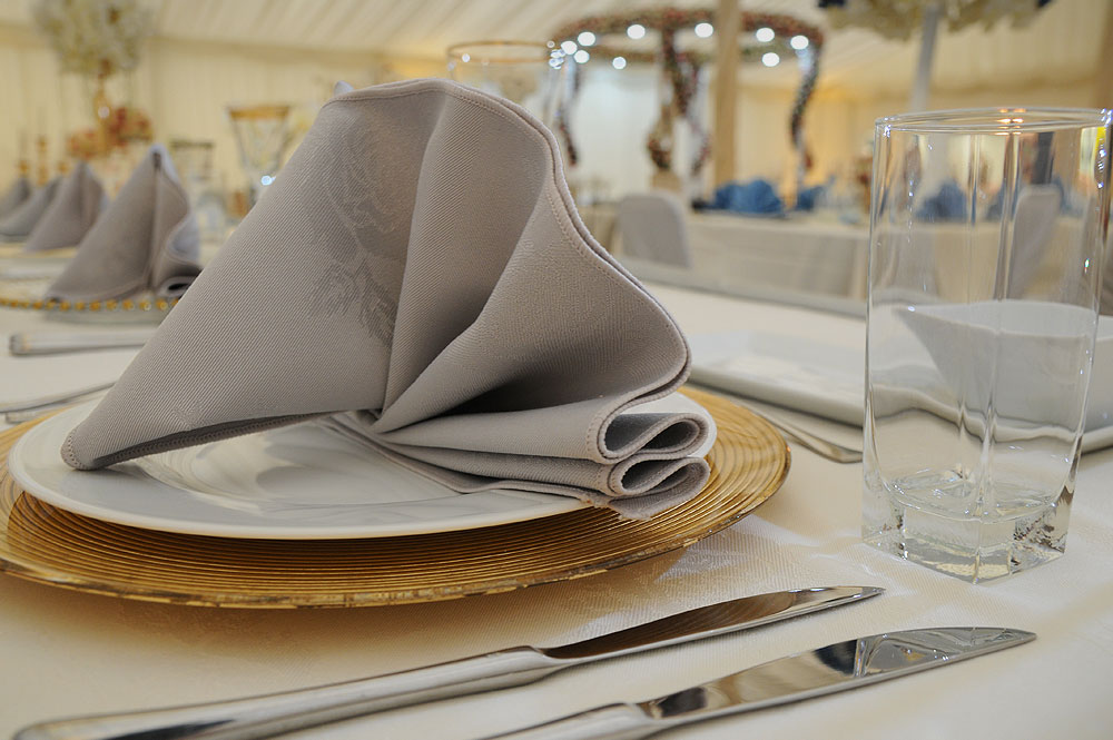 Event Crockery Hire The RAAJ