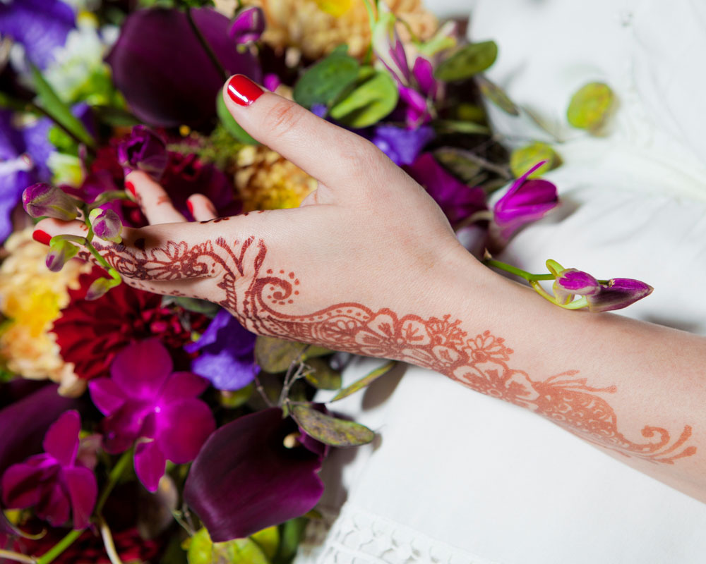 Henna Artists For Asian Weddings