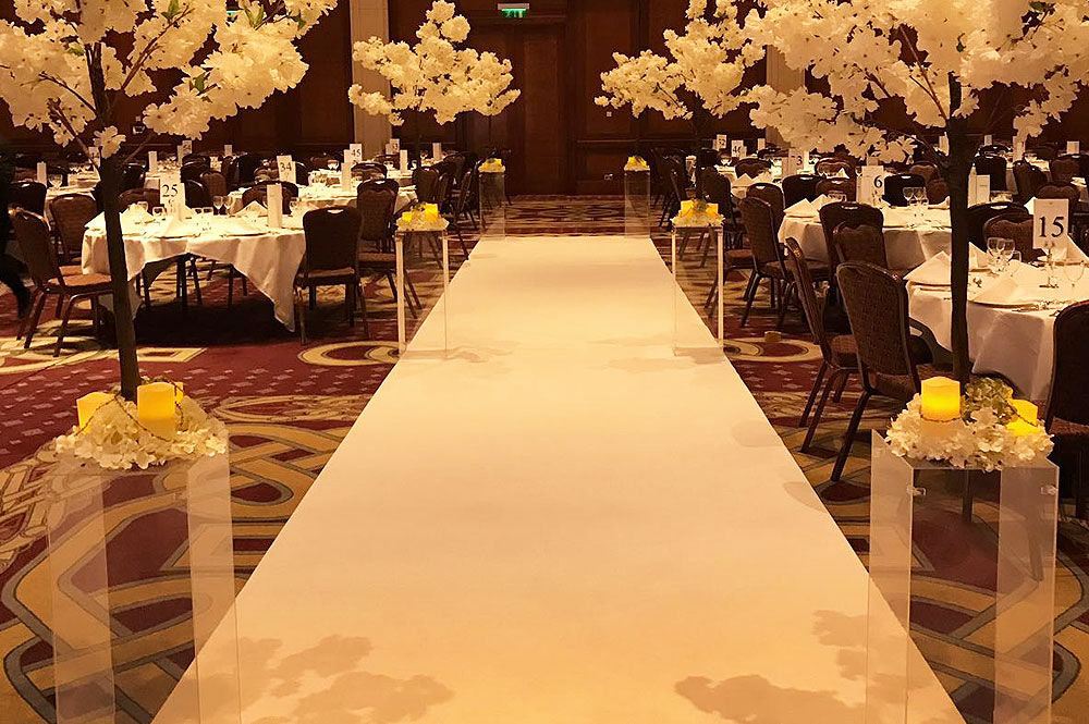 Hire Blossom Trees For Asian Weddings
