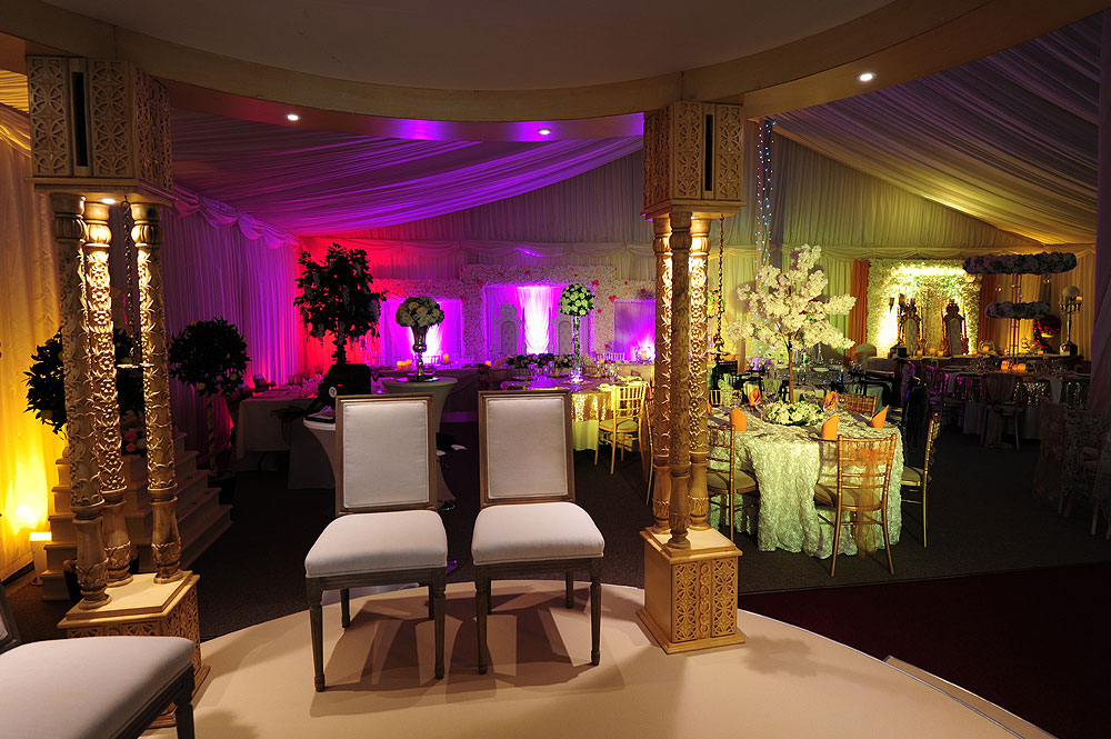 Mandap Furniture Rental