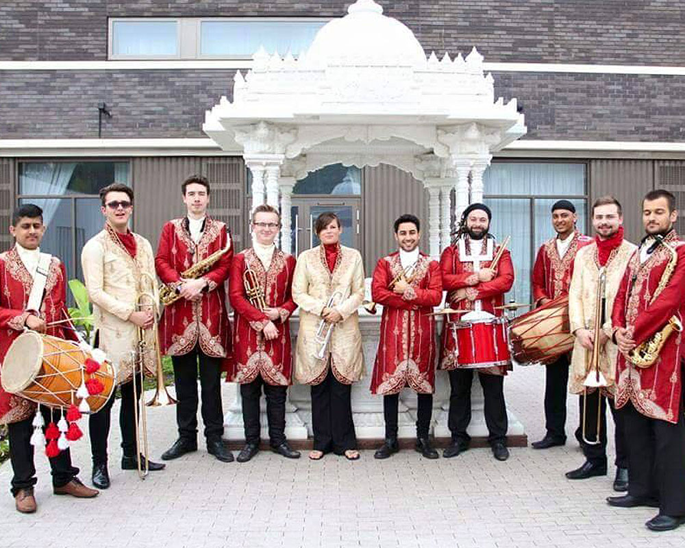 Musicians For Asian Weddings The RAAJ
