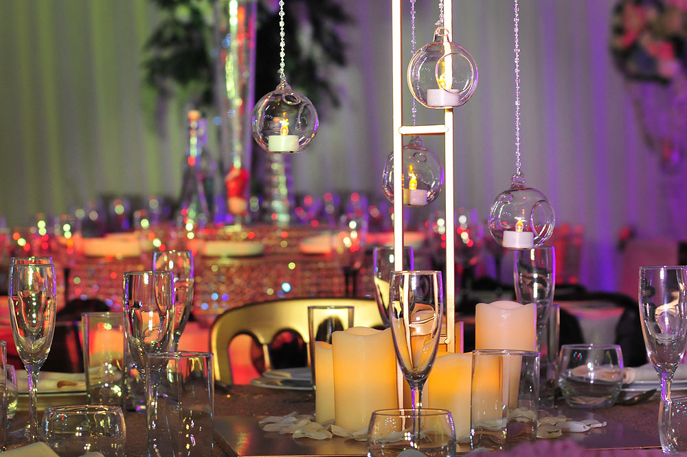 Table Hire Asian Wedding