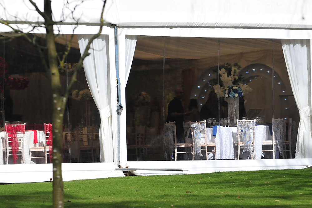 Asian Wedding Marquee Hire The RAAJ