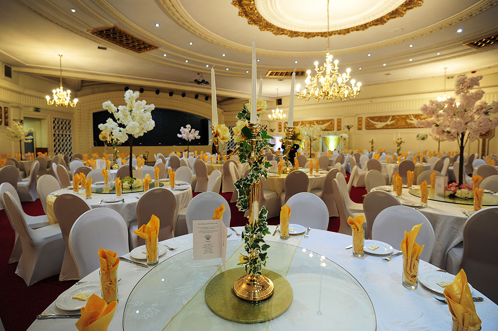 Asian Wedding Table Rental The RAAJ