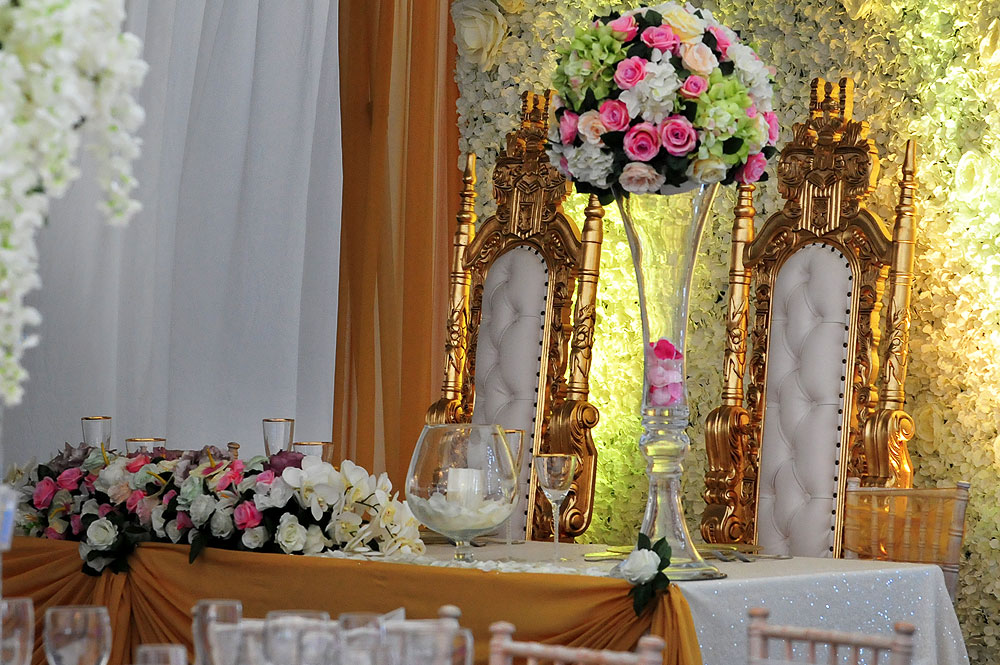 Wedding Throne Chair Rental