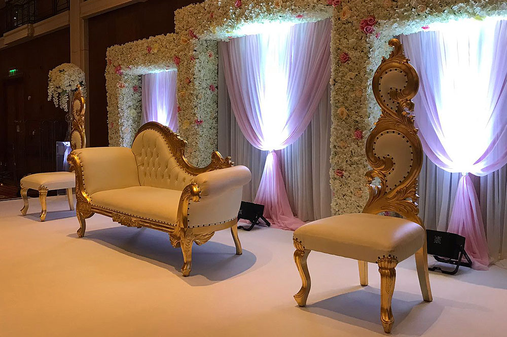 Wedding Thrones For Asian Weddings