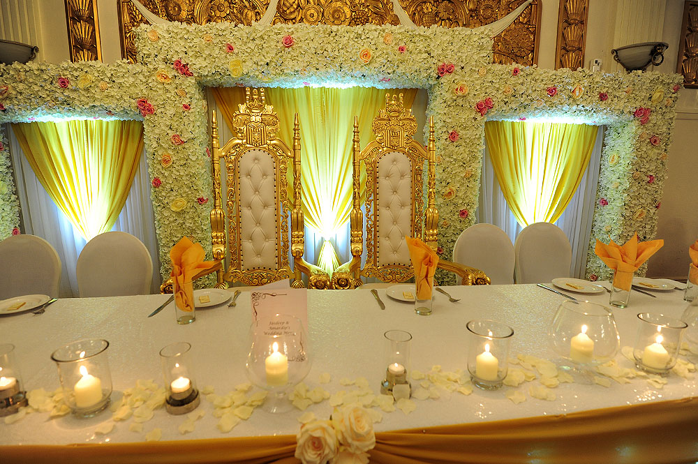Wedding Thrones Rental The RAAJ